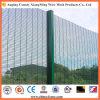 La valla de seguridad anti revestida de la cerca de la subida artesona el cercado de alta seguridad