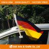 Progettare la bandierina & il Flagpole per il cliente nazionali dell'automobile del poliestere