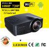 Projecteur sans fil de la vidéo LED de soutien 1080P de WiFi 800X600 mini