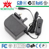 イギリスのPlugの24W Series AC/DC Adapter 24V1a Power Adapter