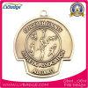 Медаль сувенира спорта пожалования идущее с таможней ваш логос