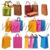 Sac/sacs à main de papier estampés colorés de mode