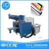 Cadena de producción de la prensa de batir del papel de aluminio