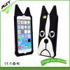 Caixa encantadora do telemóvel do silicone do cão dos acessórios do telefone móvel para o iPhone 6