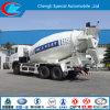 Dongfeng 6X4 Heavy-duty 8cbm 10cbm Concrete Mixer Truck