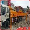 Putzmeister usato Concrete Pump Truck con Isuzu-Chassis/Frame (37M)