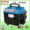 generador silencioso de la gasolina del solo cilindro del movimiento 500W 2