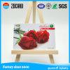 Cr80 tarjeta del PVC del color de la talla estándar del espesor de 30 milipulgadas