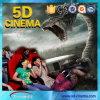 El cine más de alta calidad del surtidor 5D del cine 5D