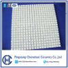 Циновка плитки мозаики глинозема 95% на материале 500X500mm Acetat-Шелка