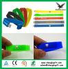 Movimentação relativa à promoção feita sob encomenda do flash do USB dos Wristbands do silicone