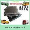 Autobús escolar Camera System de HD 1080P 3G/4G WiFi 4CH 8CH con GPS Tracking