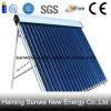 Capteur solaire certifié par En12975 de caloduc
