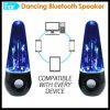 마술 다채로운 LED 가벼운 춤 물 진동 스피커 Bluetooth