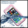 À prova de choque à prova de intempéries Dustproof Waterproof Case para iPhone da Apple 6+ iPhone6 ​​+