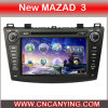 Speciale Car DVD Player voor New Mazad 3 (CY-6013)