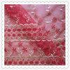 Embroidery Organza Evening Wear Fabric /Organdy Fabric