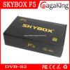 Receptor elevado Skybox F5 da tevê de Digitas da maneira