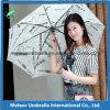 Nouvelles Paper Printing Sun et Rain Weather Promotion Gift Folding Umbrella Outdoor Use Parasol