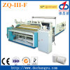 Máquina automática del papel higiénico de Zq-III-F para la venta