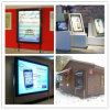 Автобусная остановка Scrolling Light Box OEM Outdoor Advertizing с SGS Certification