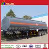 Acoplado del tanque del asfalto de /Semi del petrolero del betún con 30-70cbm modificado para requisitos particulares