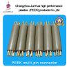 Peekc$multi-pin Connector (Hoch-Temperatur, selbstschmierende, Korrosionsbeständigkeit)