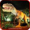 Personalizar o dinossauro artificial modelo de Animatronic