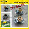 Trator Agriculture Spray Nozzles, Watering Nozzle com Brass e Steel em Sale! ! !