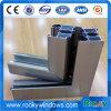 Perfil rochoso do alumínio de Extrued do eletro revestimento 6063 T5
