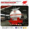 3 as 30cbm de Ijzige Semi Aanhangwagen van de Tanker van het Azijnzuur