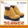 Кожаный стальные ботинки техники безопасности на производстве пальца ноги для конструкции Workmans