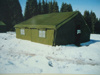 Armee-Zelt für Baumwolle