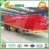 De porte latérale de modèle de transport de cargaison de marchandises de cadre remorque incluse semi