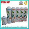 Gás Refrigerant, gás de Freon, R134A, R22, R407c. Gás pequeno da lata de R600A