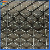 50 X50mm Galvanized Chain Link Wire Mesh per Sports Field