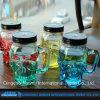 Frasco novo da bebida do frasco de vidro do projeto com punho