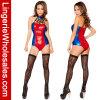Супергероя Neckline клетки женщин Costume девушки спайдера Hottie высокого сексуальный