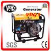 Generador diesel portable Vdg-5 de 5 kilovatios
