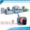 Sacco di acquisto non tessuto automatizzato del fabbricato che fa macchinario