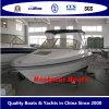 Barco de la fibra de vidrio de la cabina Speed550