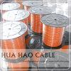 25mm2 مزدوجة PVC عزل النحاس / CCA موصل لحام الكابلات