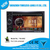 Estruendo 2 Universal del androide 4.0 Car Multimedia con la zona Pop 3G/WiFi BT 20 Disc Playing del chipset 3 del GPS A8