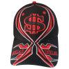 Gorra de béisbol con la insignia Bbnw12 del bordado