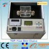 Probador en sitio portable de la fuerza dieléctrica del petróleo del transformador corriente (IIJ-II-80KV)