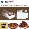 Chocolate de la base de Mylikes que forma la máquina