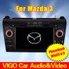 AMazda 3 en adaptador linear de radio auto estéreo de las multimedias PlayerC/AC de la navegación del coche DVD GPS Sat Nav con energía de 6V 600mA