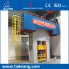 Machine de moulage efficace élevée de brique de carbone d'alumine