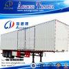 3 tipo reboque resistente do eixo 35t Van do transporte da caixa Semi (1-5 bifold cada lado) (LAT9330XXY)