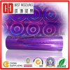 BOPP colorido Holographic Lamination Film para Packing